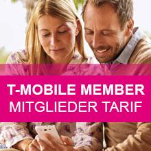 T-Mobile Member Tarif 2017