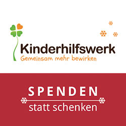 SPENDEN statt schenken -2014 - Logo