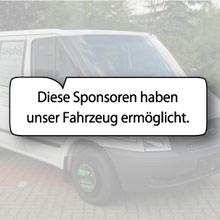Danke für das neue Auto
