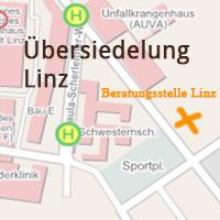 Umzug der Beratungsstelle Linz