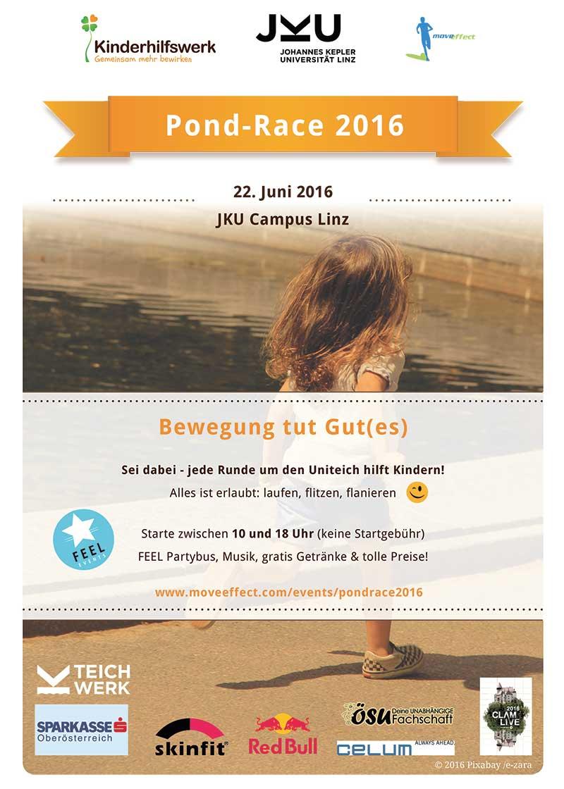 Pond Race 2016