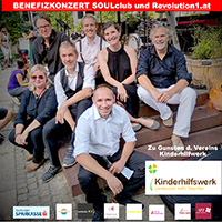Benefizkonzert SOULclub & Revolution#1