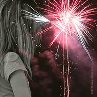Spenden statt Feuerwerk