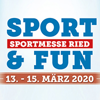 SPORT & FUN (13.–15. März 2020) in Ried