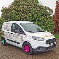 Mobil dank unserer Sponsoren