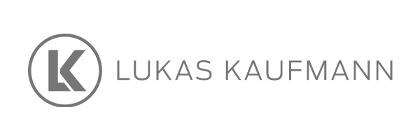Lukas Kaufmann - Logo